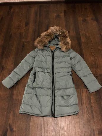 Зимний пуховик, куртка, пальто
