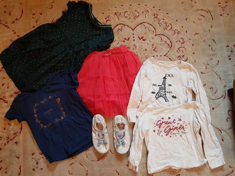 Пакет вещей для девочки 4-5лет (102-110см) Киев - изображение 1