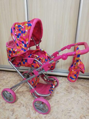Детская игрушечная коляска. Коляска для кукол