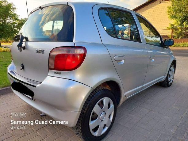 Toyota Yaris benzyna długie opłaty