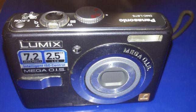 """Продам цифровой фотоаппарат """"Panasonic DMC-LS75 Lumix"""""""