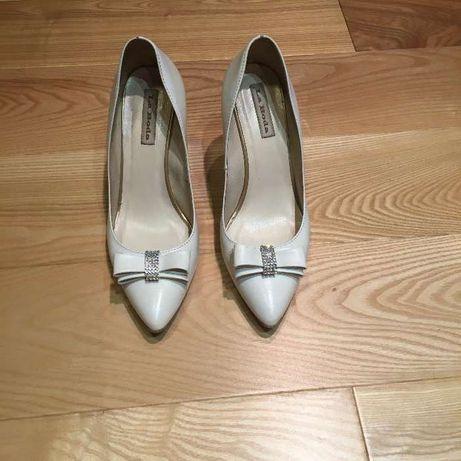 Buty ślubne La Boda