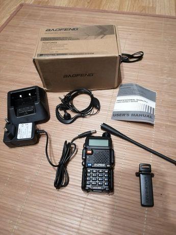 Rádio baofeng UV5R