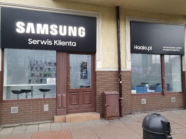 Wyświetlacz Samsung S20+ Plus G985 G986 z montażem nowa bateria Gratis