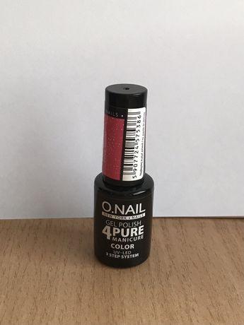 Różowy lakier hybrydowy O.Nail No.013 Pink Soho
