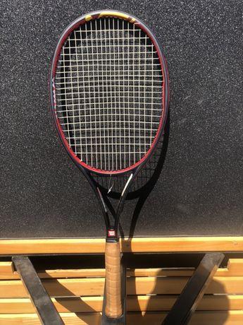 Профессиональная тенисная ракетка wilson pro staff Rok