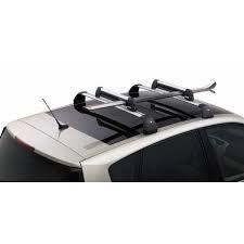 Barras de tejadilho e porta skis originais da Renault