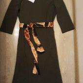 Платье повседневное нарядное Германия Zara