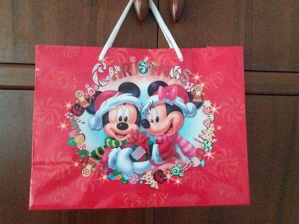 Подарунковий пакет та сумка