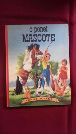 Livro VERBO Infantil - O Pónei Mascote