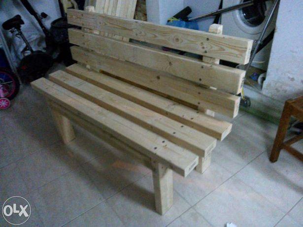 Banco madeira
