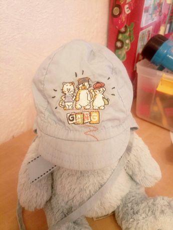 Детская шапочка летняя