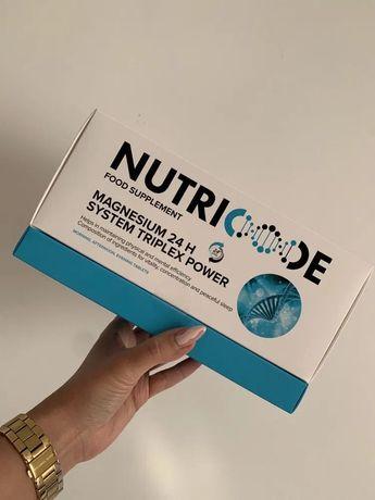 Nutricode Magnesium 24h system triplex power Magnez