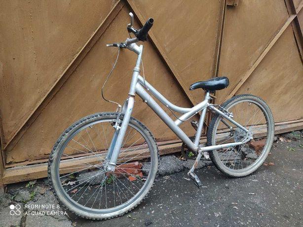 Горный велосипед. На возраст -до 17 лет