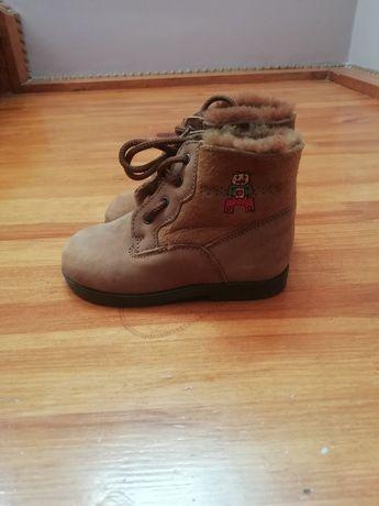 Зимові чоботи для хлопчика, взуття