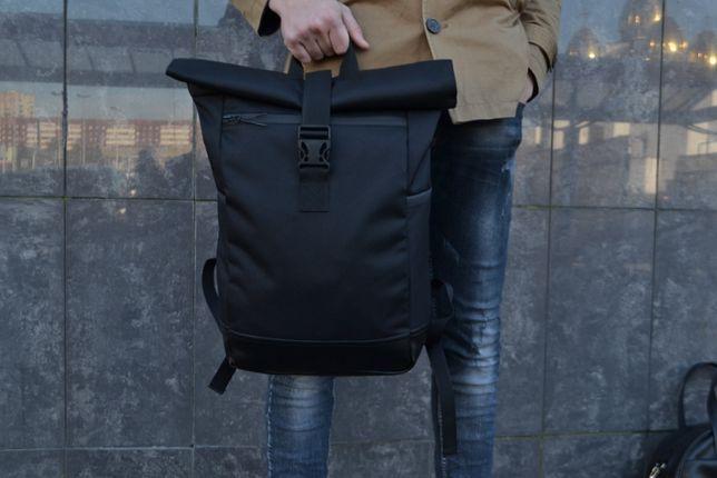 Рюкзак Roll Top Рюкзак для ноутбука 100% мужской-женский РОЛ ТОП /