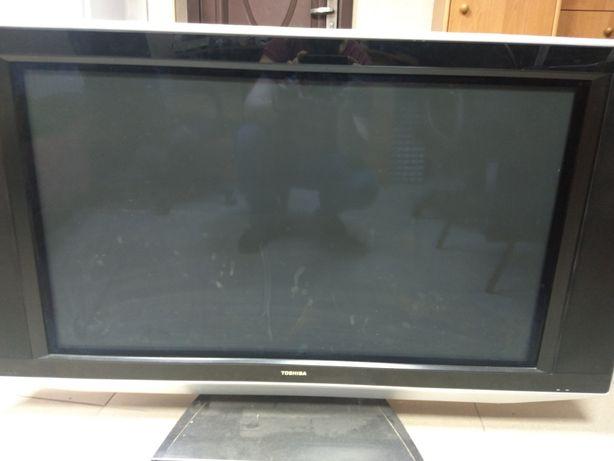 "Продам неробочий телевізор телевизор Toshiba 42"" плазма plasma 42WP48R"