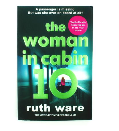 Ruth Ware The Woman In Cabin 10