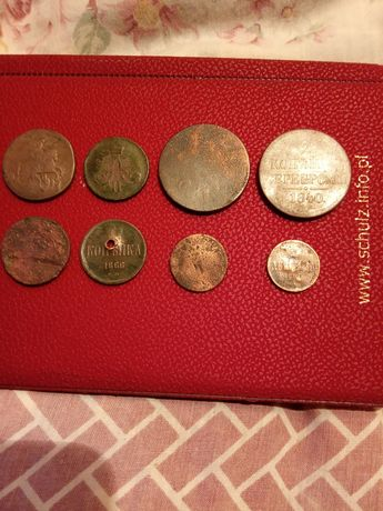 Царские монеты на опыты