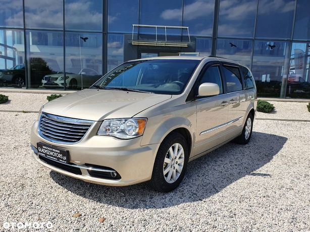 Chrysler Town & Country automat wersja town & country f...