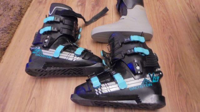 Buty narciarskie Dachstein wkładka 27cm skorupa 31cm