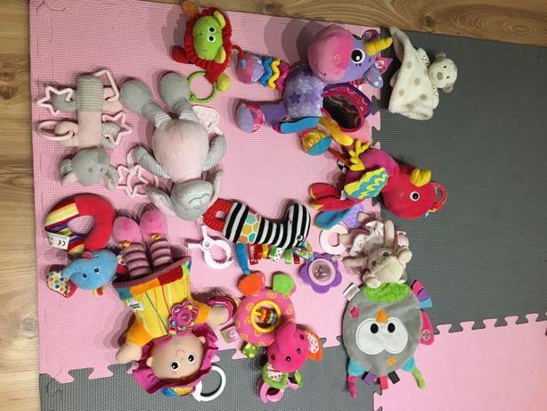 Zabawki dla niemowląt 0-12mcy
