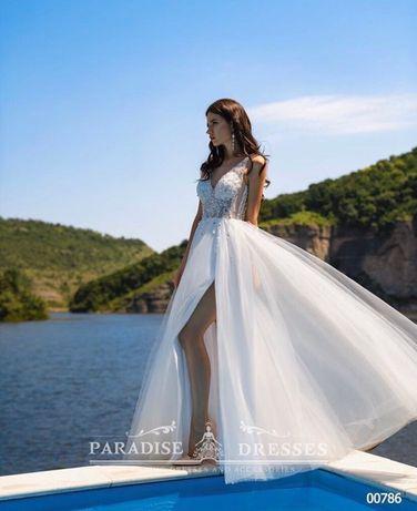 Выпускное (свадебное) платье