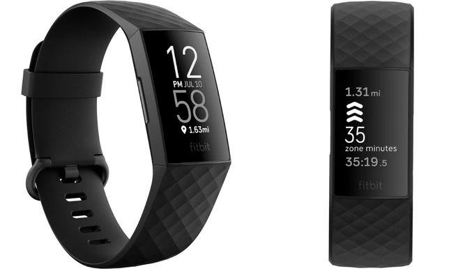 Mega Okazja ! Opaska monitorująca aktywność Fitbit Charge 4 BT (R)