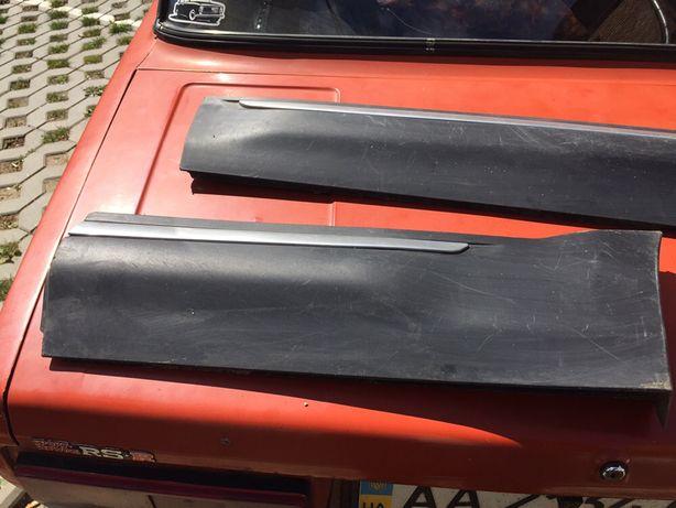 Land Rover Evoque декоративные молдин накладки Двери крыло Лев сторона
