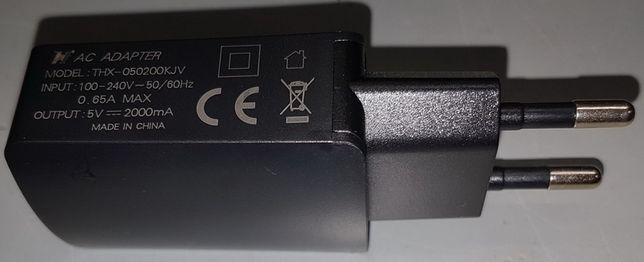 Carregador USB 5V 2A (2 un 5€)