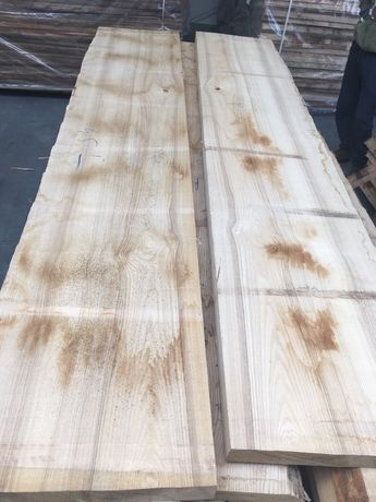 Dąb jesion blat monolit stare drewno blaty drewniane szczotkowane