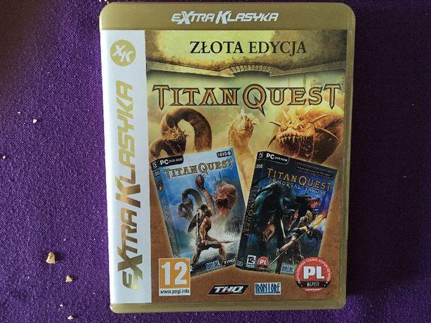 Titan Quest oraz Titan Quest Mortal Throne
