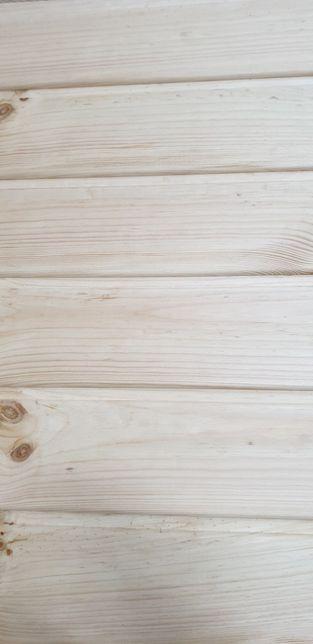 Deska boazeria podbitka softline boazeryjna elewacyjna podbitkowa