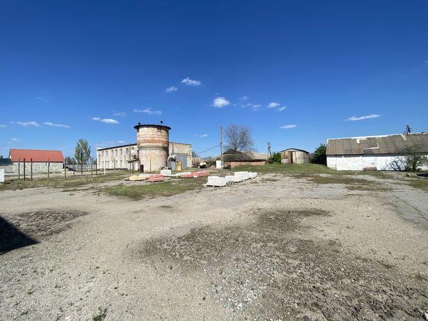 Производственная база пгт Михайловка