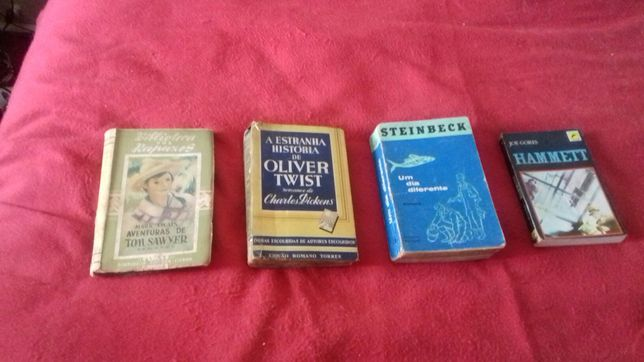 Lote Livros  antigos