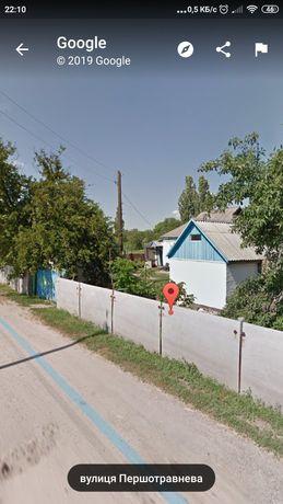 дом с мебелью+участок под стр. в Терешковке или обмен на кварт.