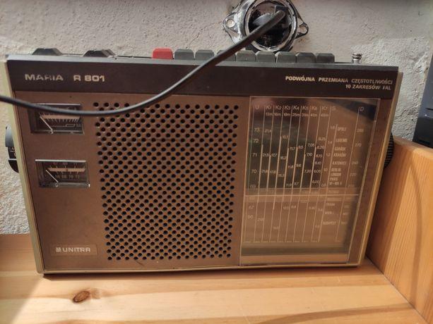 Sprzedam Radio UNITRA Maria R 801