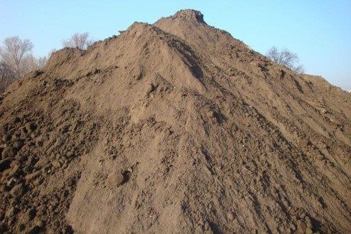 Ziemia,gruz glina na podniesienie terenu