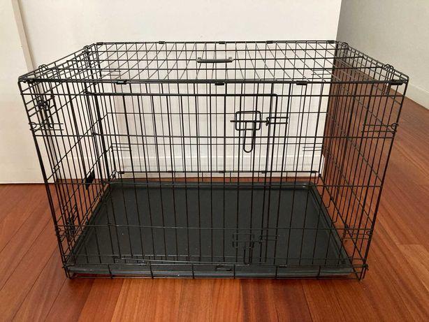 Jaula para cão Outech 91x58x64 (tam. L)