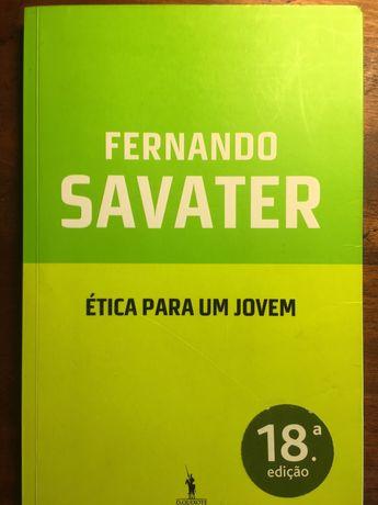 Etica para um Jovem - Fernando Savater