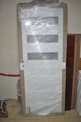Drzwi wewnętrzne Porta białe