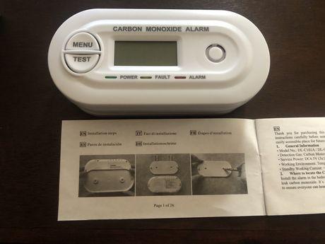 Detector de monixido de carbono alarme Scondaor