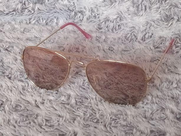 Okulary przeciwsłoneczne - Pilotki