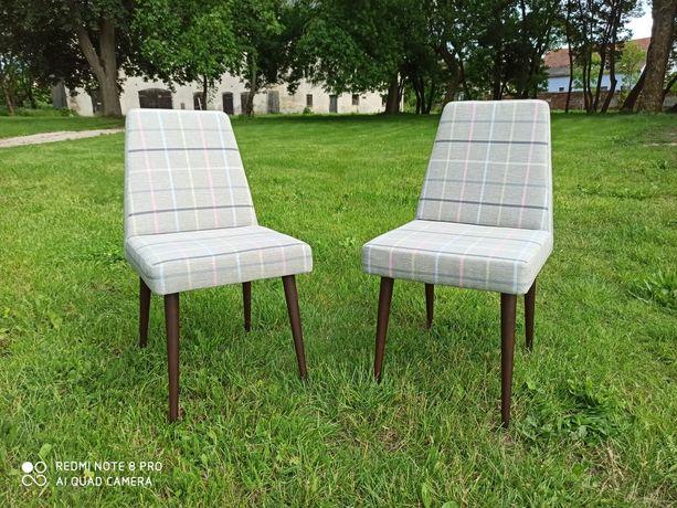 Krzesła patyczaki PRL (i inne) / Vintage / Retro po renowacji