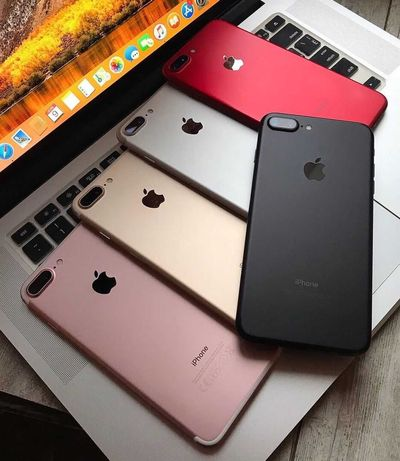 Apple iPhone 7 Plus 32/128GB Black/Gold/Silver/Red/Rose Gold Айфон