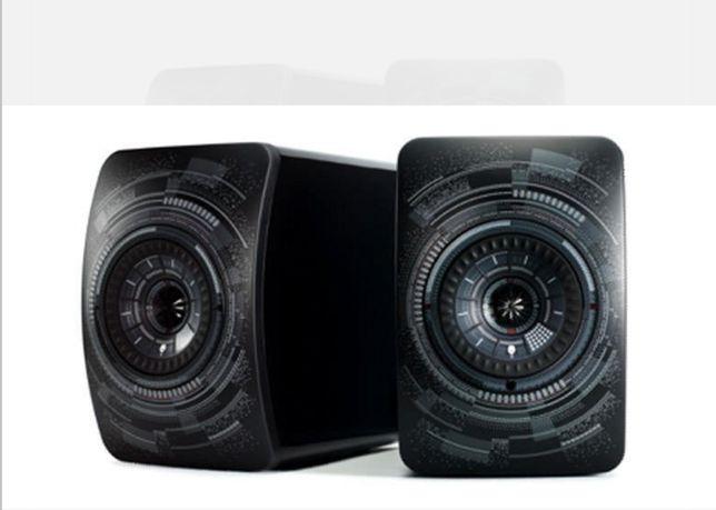 Kef Ls50  Nocturne Edition, nowe, zapakowane