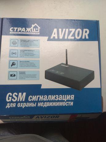 Продам Беспроводную GSM Сигнализацию
