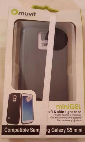 SAMSUNG Galaxy - Capa e peliculas ecran telemóvel