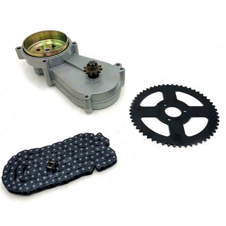 Редуктор мини мото на тример для тримера для пилы косы триммера вело