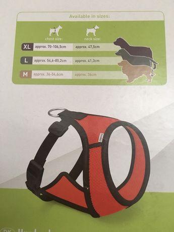 Шлея для собак Zoofari нашийник M XL ошейник